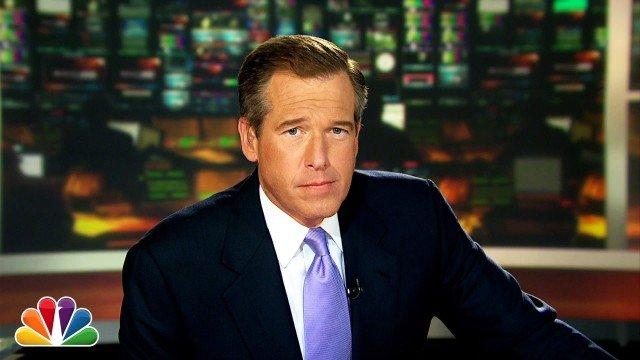 Brian Williams quits NBC