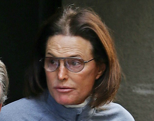 Bruce Jenner woman transition