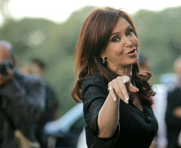 Cristina Fernandez de Kirchner Amia attack probe