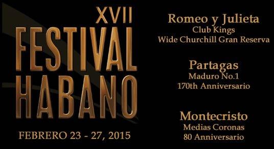 Cuban cigar festival 2015 Festival del Habano