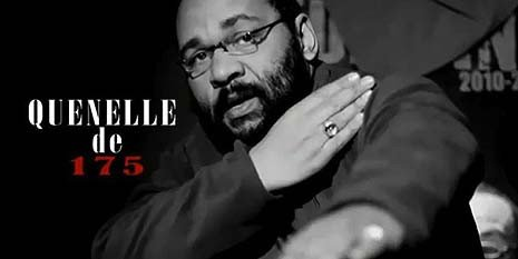 Dieudonne M'bala M'bala Paris attacks
