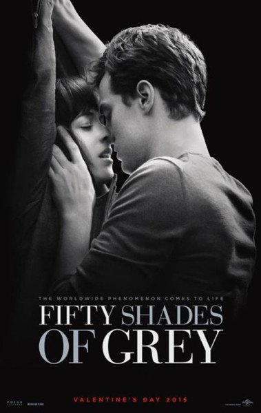 Fifty Shades of Grey tops US box office