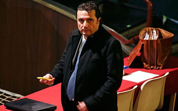 Francesco Schettino trial Costa Concordia disaster