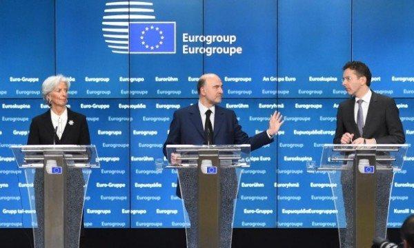 Greece bailout extension Eurogroup