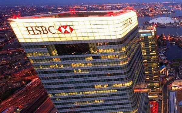 HSBC profit report 2014