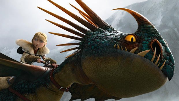 How To Train Your Dragon 2 Annie Awards 2015