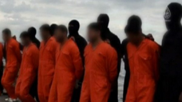 ISIS Egyptian Coptic Christians killings