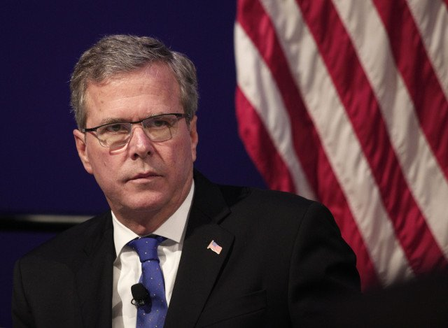 Jeb Bush emails personal information