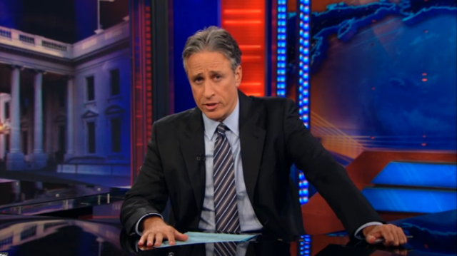 Jon Stewart leaves The Daily Show
