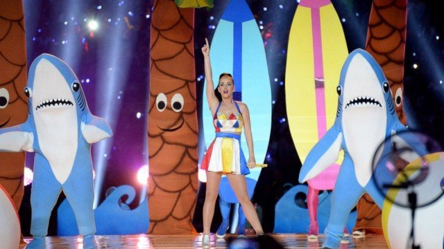 Katy Perry Super Bowl halftime 2015
