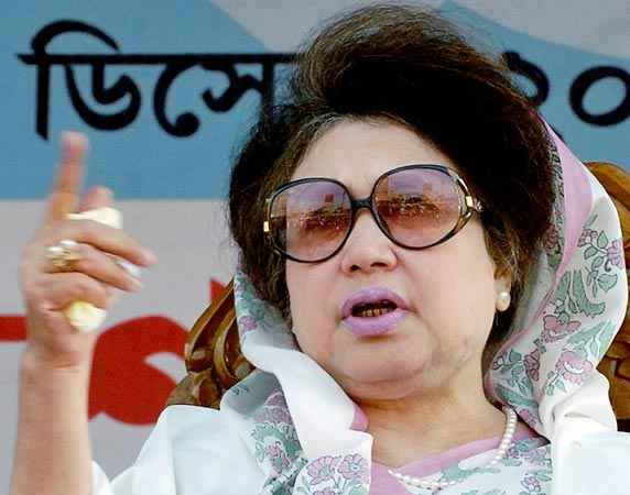 Khaleda Zia arrest warrant