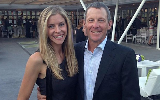 Lance Armstrong and Anna Hansen Colorado car crash
