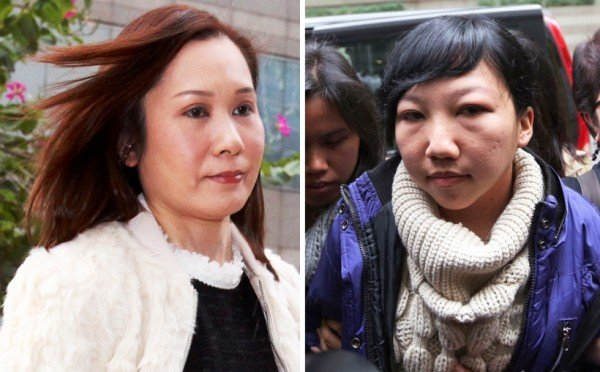 Law Wan-tung sentenced to six years in jail for abusing Indonesian maid Erwiana Sulistyaningsih