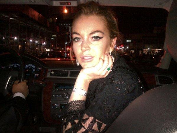 Lindsay Lohan community service