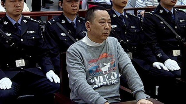 Liu Han Hanlong Group executed