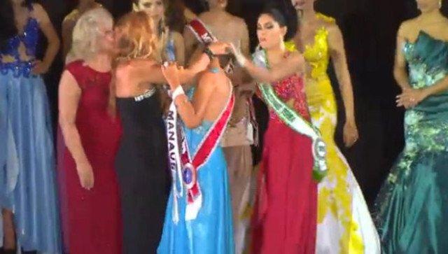 Miss Amazonas 2015 Sheislane Hayalla