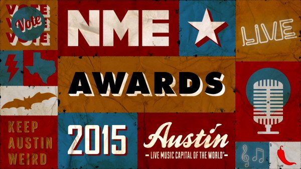 NME Awards 2015 winners