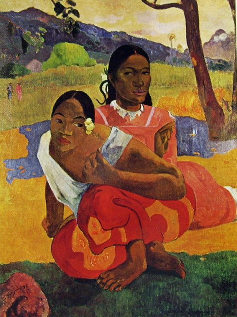 Nafea Faa Ipoipo Paul Gauguin