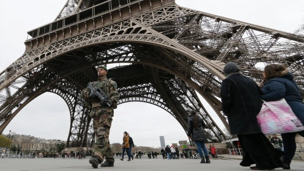 Paris bans action movie shoots