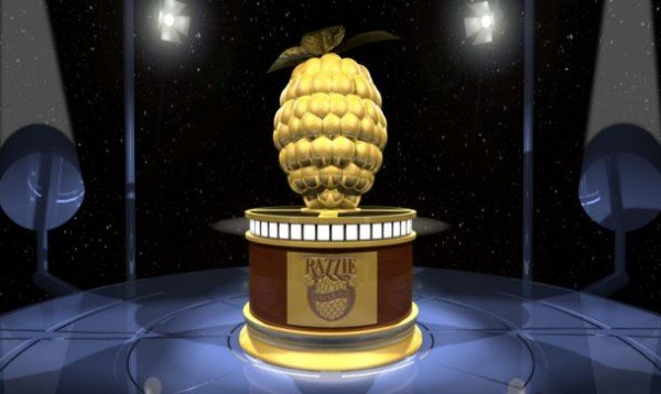 Razzie Awards winners 2015