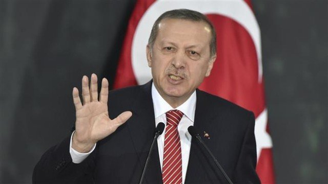 Recep Tayyip Erdogan on Chapel Hill shooting