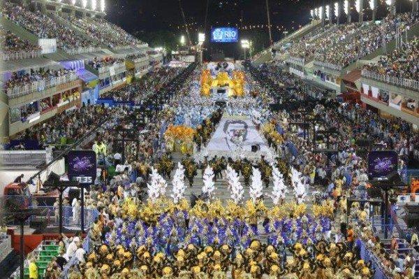 Rio Carnival 2015 Sambodrom