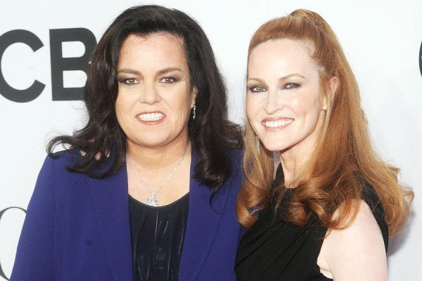 Rosie O'Donnell and Michelle Rounds divorce