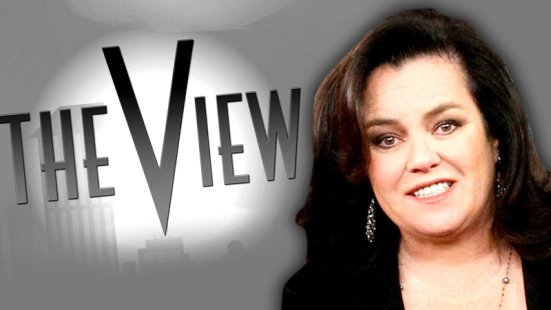 Rosie ODonnell leaves The View