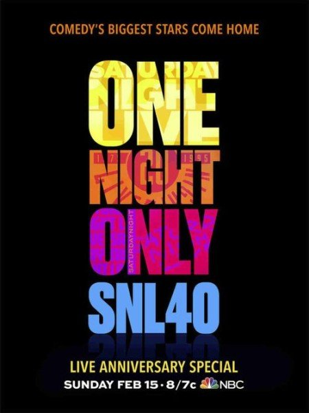SNL 40 special