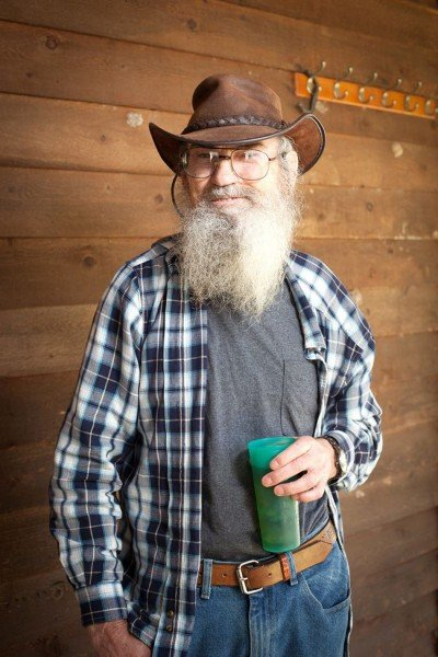 Si Robertson's dating tips