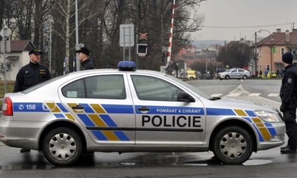 Uhersky Brod shooting Czech Republic