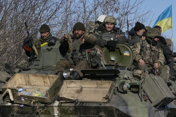 Ukraine war Debaltseve retreat