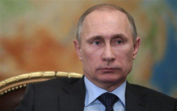 Vladimir Putin Ukraine war