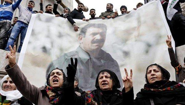 Abdullah Ocalan PKK