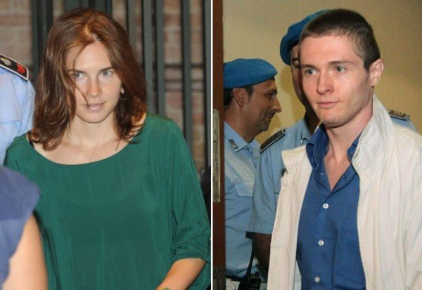 Amanda Knox and Raffaele Sollecito verdict in Meredith Kercher murder case