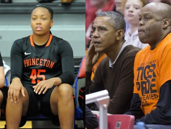 Barack Obama's niece Leslie Robinson threatened before NCAA game
