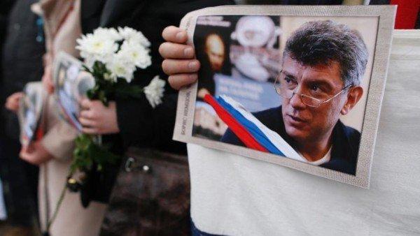 Boris Nemtsov funeral