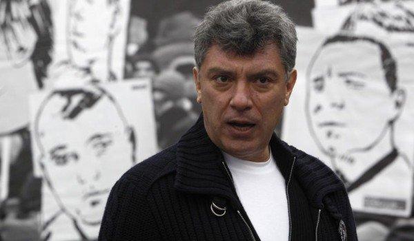 Boris Nemtsov murder 2015