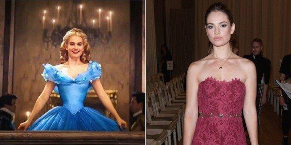 Cinderella waist scandal