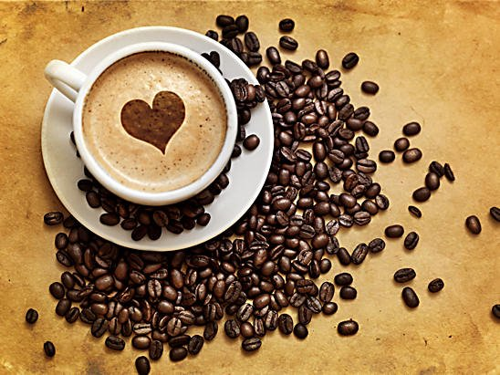 Coffee and clogged arteries risk