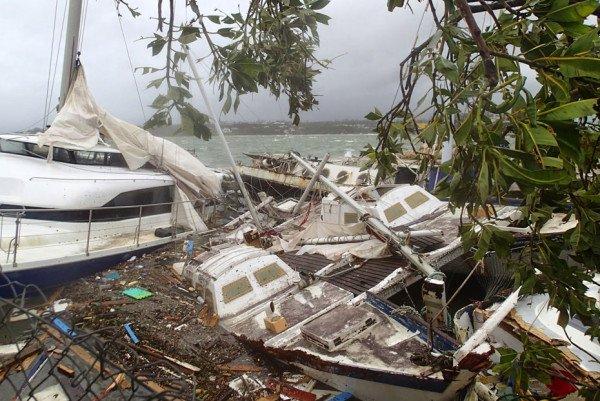 Cyclone Pam Vanuatu aftermath