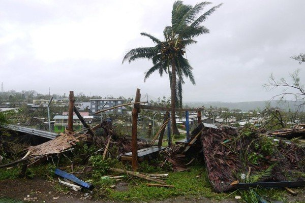 Cyclone Pam Vanuatu state of emergency