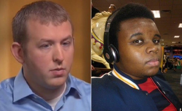 Darren Wilson Michael Brown