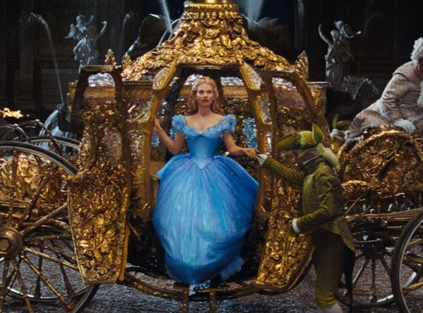 Disney's Cinderella tops US box office on debut