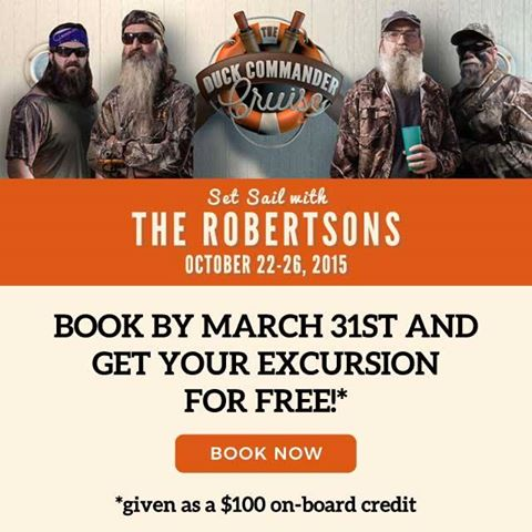 Duck Commander Cruise 2015
