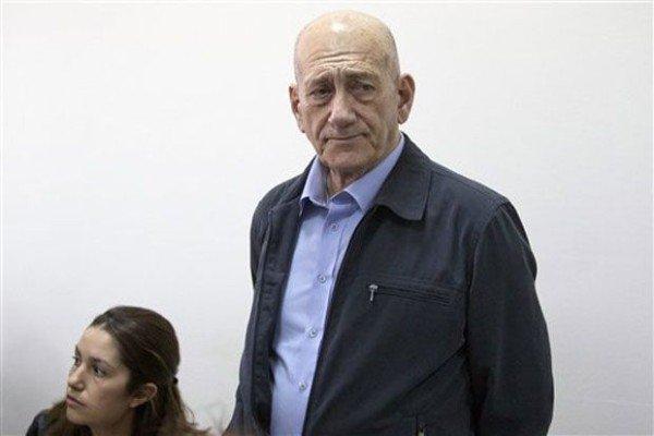 Ehud Olmert in Morris Talansky case