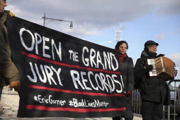 Eric Garner Grand Jury testimony