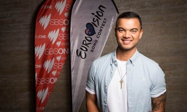 Guy Sebastian to represent Australia at Eurovision 2015