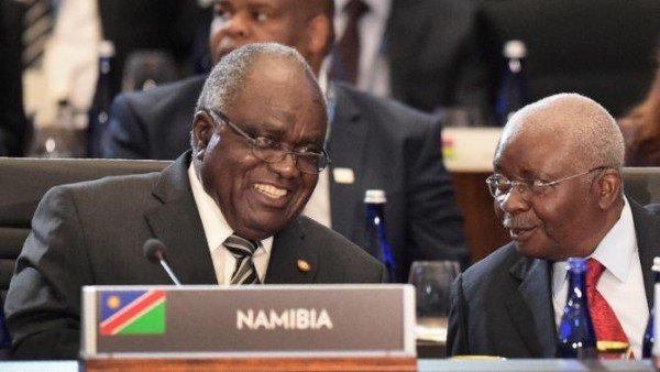 Hifikepunye Pohamba wins $5 million Mo Ibrahim Prize