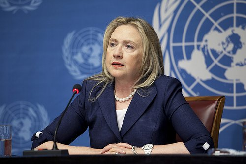 Hillary Clinton personal email secretary of state